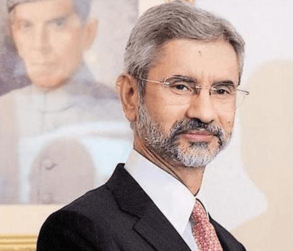 भारतीय विदेशमन्त्री जयशंकर स्वनिगःय्