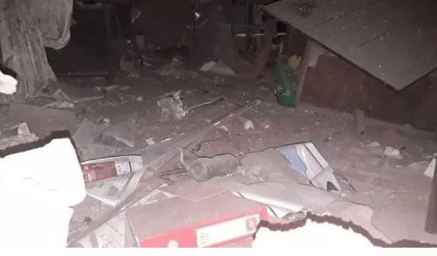 विर्तामोड नगरपालिकाया वडा कार्यालयय् बम विस्फोट