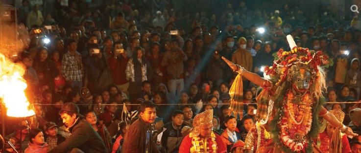 यलय् ४०० दँ पुँलांगु कात्तिक प्याखँ