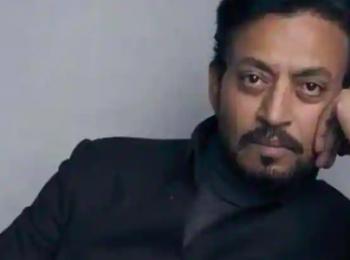 बलिउड अभिनेता इरफान खान मन्तः